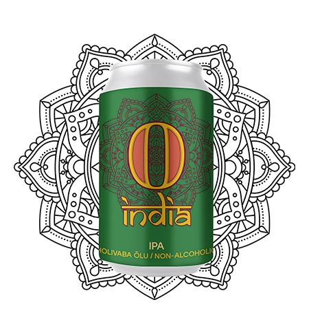 0 India