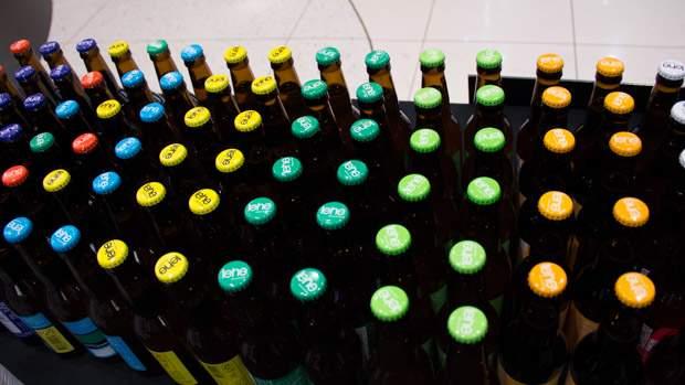 Beers from Lehe Pruulikoda